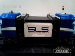 SLS ad onde convogliate in fiera al CibusTec, Parma 28-31 ottobre 2014